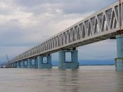 Bogibeel, India's longest railroad bridge ready after 21 years: All you need to know