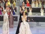Manushi Chhillar crowns Mexico's Vanessa Ponce De Leon as Miss World 2018