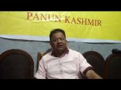 Re-organisation of J&K sought by Panun Kashmir