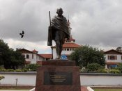 Mahatma Gandhi statue removed from Ghana's prestigious university after students protest
