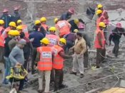 Four-storey building collapses in Gurugram, six dead