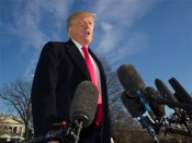Two-time divorcee Donald Trump says Jeff Bezos' separation 'going to be beauty'
