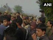 UP: Six cow skeletons found in Aligarh; investigation underway