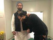 After months, Tejashwi meets elder brother Tej Pratap, touches his feet