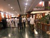 Karnataka: CLP meeting in Eagleton resort likely today