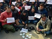 Six senior journalists barred from covering R-Day event after adverse CID report