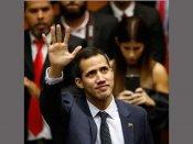 As Venezuela Oppn leader becomes interim president, Prez Maduro asks US diplomats to leave