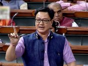 NE people to be consulted before bringing up citizenship bill: Kiren Rijiju