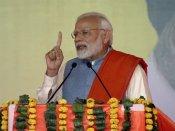 PM Modi in Gurdaspur: Attacks Congress on 1984-anti Sikh riots issue