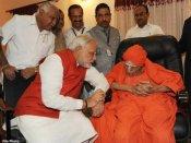 Shivakumara Swami passes away; PM Modi mourns Siddaganga seer's death
