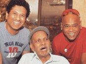 Ramakant Achrekar, Sachin Tendulkar's coach, passes away