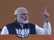 Opposition wants a 'majboor' govt, we will provide a 'mazboot' one: PM Modi