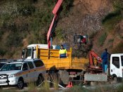 Spain: 2-yr-old boy trapped in borewell yet to be rescued