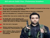All you need to know about Pulwama suicide bomber Abdul Dar, a school dropout