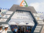 Defence Minister inaugurates Aero India 2019 show in Bengaluru