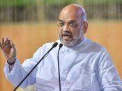 BJP President Amit Shah pays tribute to martyred CRPF personnel in Assam
