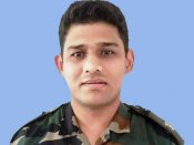 Nation pays tribute to Major Chitresh Singh Bisht who lost his life while defusing an IED