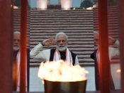 PM dedicates National War Memorial; calls it symbol of soldiers' sacrifice and courage
