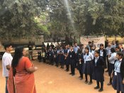 Powerful movement for under privileged school children