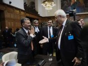 Namaste, Indian Diplomat refuses to shake hands with Pak official at ICJ