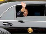 Kim Jong Un pays tribute to Ho Chi Minh on Vietnam visit