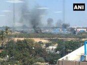 IAF's Mirage aircraft crashes near Bengaluru's HAL airport, pilots dead