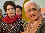 Priyanka's entry already has a significant impact says Salman Khurshid
