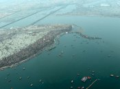 Don't miss these incredible aerial photos of Kumbh Mela 2019