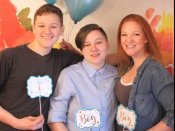 US mom celebrates after child reveals self to be transgender
