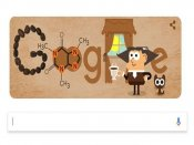 Google honors German chemist Friedlieb Ferdinand Runge with a doodle