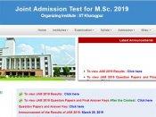 IIT JAM result 2019 declared, check now