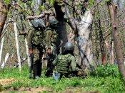 J&K: Encounter underway between terrorists, security forces in Tral area