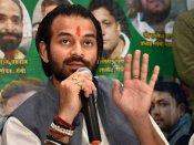 Tej Pratap takes jibe at brother Tejashwi, makes veiled comparison with Duryodhan