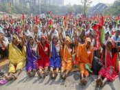 Bharat Bandh today as tribal, dalit outfits demand Ordinance to protect their rights