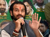 Tej Pratap takes jibe at brother Tejashwi, makes veiled comparison with Duryodhan