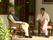 'Mamata didi still gifts me Kurtas every year', says Modi in interview with Akshay Kumar