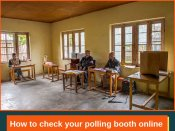 Lok Sabha election 2019: Know how to locate your polling booth near you