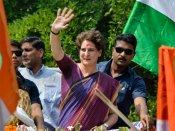 Attempts on to destroy Constitution says Priyanka Gandhi