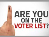 Lok Sabha elections 2019: How to search your name in voter list