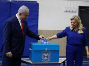 Benjamin Netanyahu projected to win fifth term