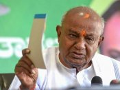 Not retiring, will be by Rahul's side when he becomes PM, says Deve Gowda on future plans