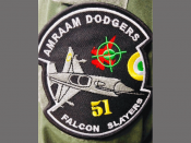 IAF Abhinandan Varthaman gets 'Falcon Slayer', 'AMRAAM Dodgers' patch to mark F-16 kill
