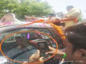 Gautam Gambhir using 'duplicate' for campaigning, claims AAP