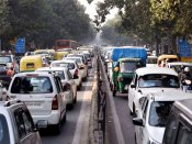 Delhi wants solutions to traffic congestions says survey