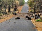 Top naxal with Rs 16 lakh reward behind Gadchiroli attack
