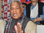 It slipped out says Jiten Manjhi after Masood Azhar saheb remark
