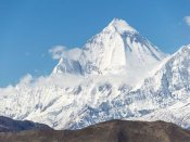 Famed Sherpa climber doesn't want Nepal kids to follow his footsteps