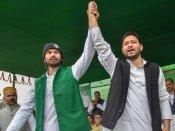 Tej Pratap joins brother Tejashwi, campaigns for RJD in Bihar, repeats Krishna-Arjun equation