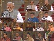 Modi Sarkar 2.0: List of new ministers of India 2019