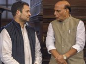 Rajnath taunts Rahul Gandhi on NYAY